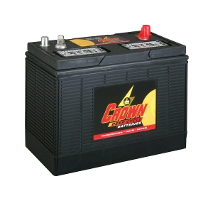Battery Deep Cycle on 31dc130 12v 130ah Marine Deep Cycle Battery Crown Batteries   152 90