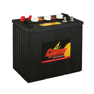 Crown Cr 250 6v 250ah Deep Cycle Battery Battery 163 168 33