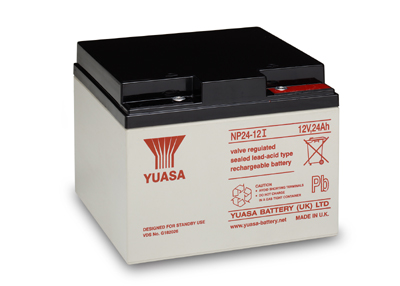 np24 12i yuasa 12v 24ah lead acid battery battery ex vat buy online from the battery shop. Black Bedroom Furniture Sets. Home Design Ideas