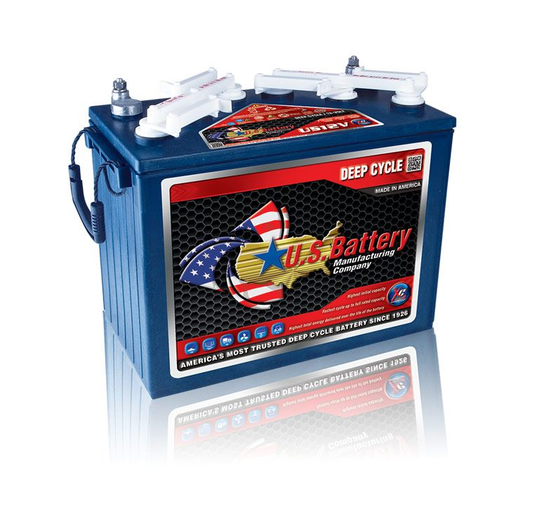 Duracell Car Battery Review >> US12VXC 12-VOLT 122AH 5HR 155AH 20HR DEEP CYCLE BATTERY