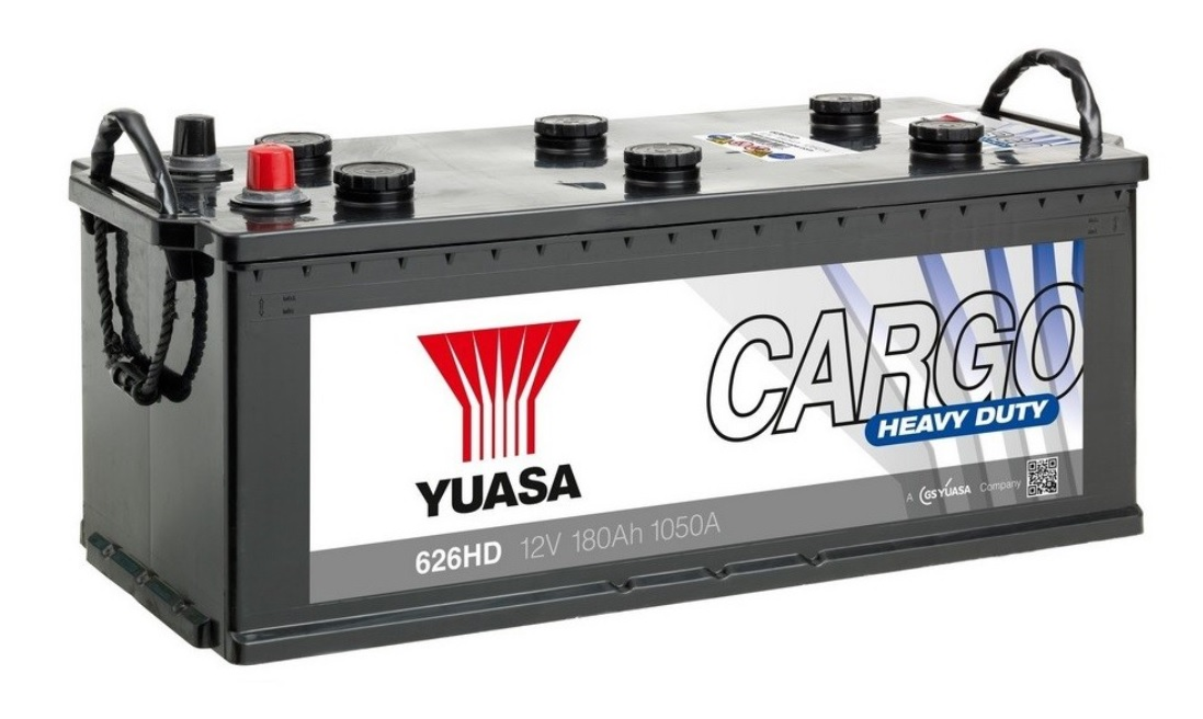 Yuasa Commercial Vehicle Batteries