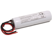 2DH4-0L4 Yuasa Battery 2.4v 4.0Ah Ni-Cd From £4.68 EX VAT Buy Online from The Battery Shop