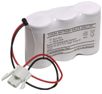 3DH4-0LAP3 3.6v 4000mAh Battery Pack Battery | Buy online from The Battery Shop