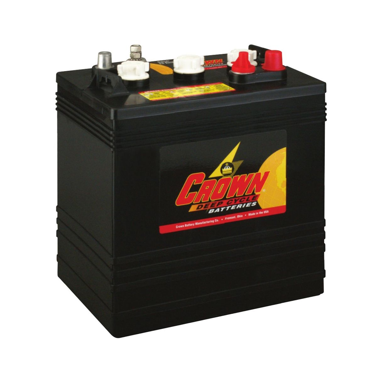 Crown Cr 260 6v 260ah Deep Cycle Battery From 163 239 99 Ex