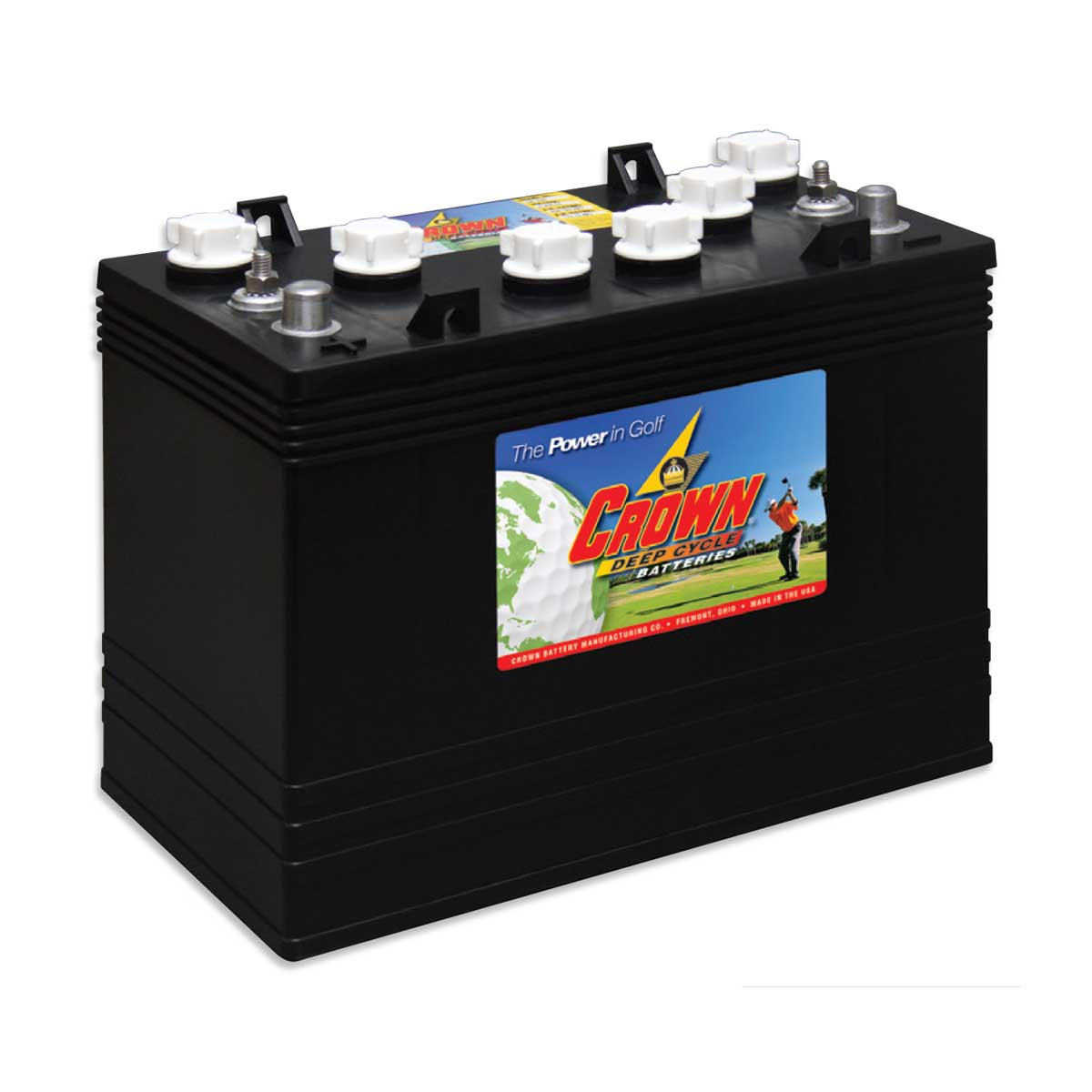 Crown Cr Gc155 12v 155ah Deep Cycle Battery From 163 312 49