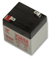 NP1-6 Yuasa 6v 1Ah Lead Acid Battery From £8.33 EX VAT Buy Online from The Battery Shop
