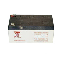 NP2.8-12 Yuasa 12v 2.8Ah VRLA Battery - The Battery Shop, Swindon