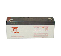 NP2.8-6 Yuasa 6v 2.8Ah VRLA Battery - The Battery Shop, Swindon