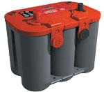 RTU4.2 (8078-209) Optima Red Top - Starting Battery | £190 Ex VAT Buy online from The Battery Shop