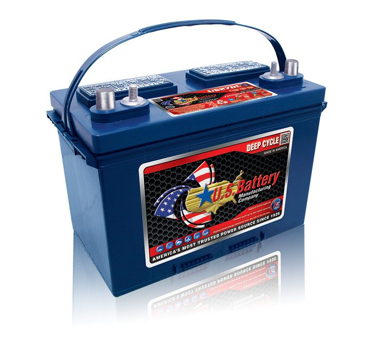 U Batteries US27DCXC 12-VOLT 90AH ...