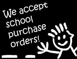 School Purchase Orders Accepted