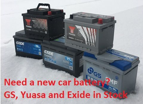 Need a New Car Battery?